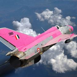 Mikoyan-Gurevich MiG-21 SPS
