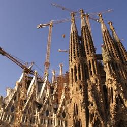 Building the Sagrada Familia