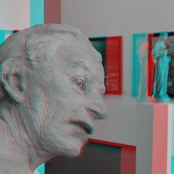 Art by Virgilius Moldovan Zic Zerp Gallery Rotterdam 3D