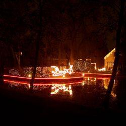 Kerstverlichting Westzaan-Noord (2007)