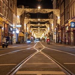 Winterlights Utrechtsestraat, Amsterdam