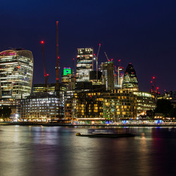 Londen - The City met de Cheesgrate & Walkie Talkie