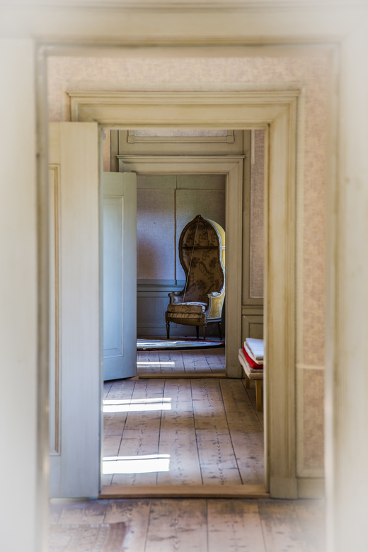 Enfilade - Enfilade in Pop-up Museum Oud Amelisweerd