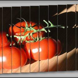 Gesneden tomaat