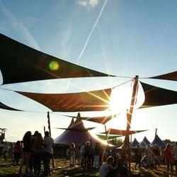 Zondersondergang op festival