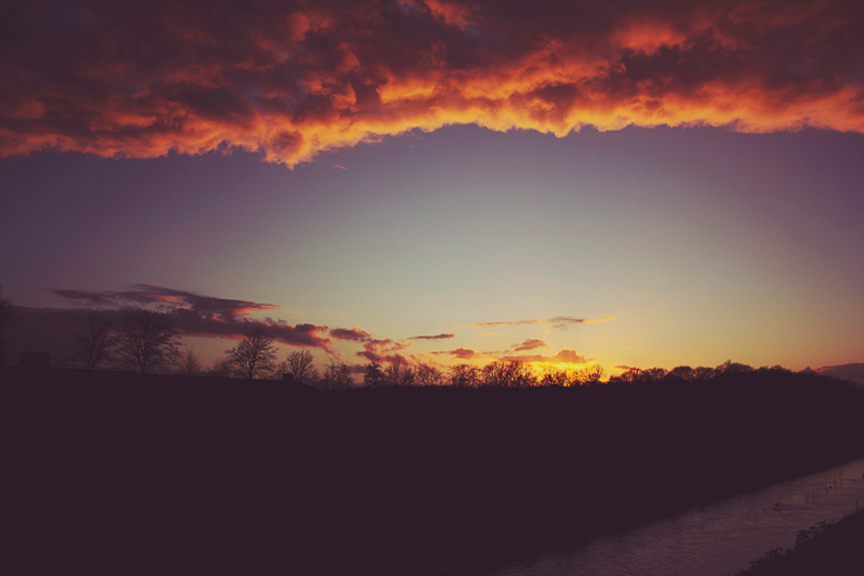 Sunset - www.jamiedeleeuw.com