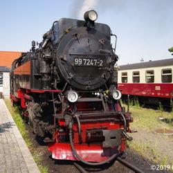 Wernigrode-HSB bahnhof