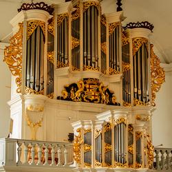 Grote Kerk Almelo - Willem van Leeuwen orgel
