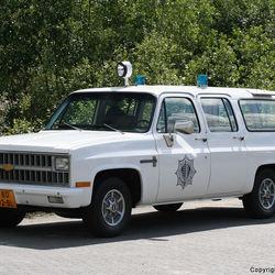 C 10 Politie Wagen.
