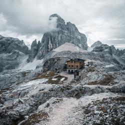 Büllelejochhütte.