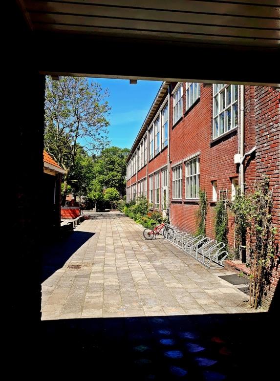 Nog niet álle kinderen gaan naar school... - Fijn om alle mooie reacties te lezen bij mijn vorige foto: Voorsteven....<br /> <br /> We krijgen een m