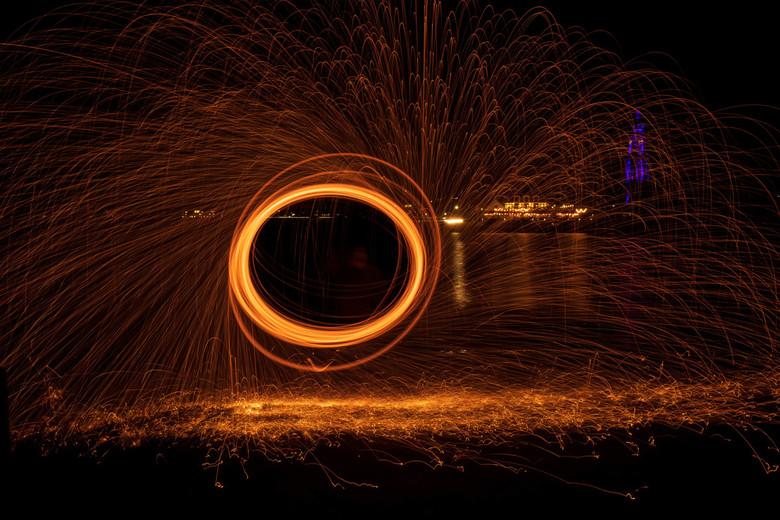 Rhenen on fire -