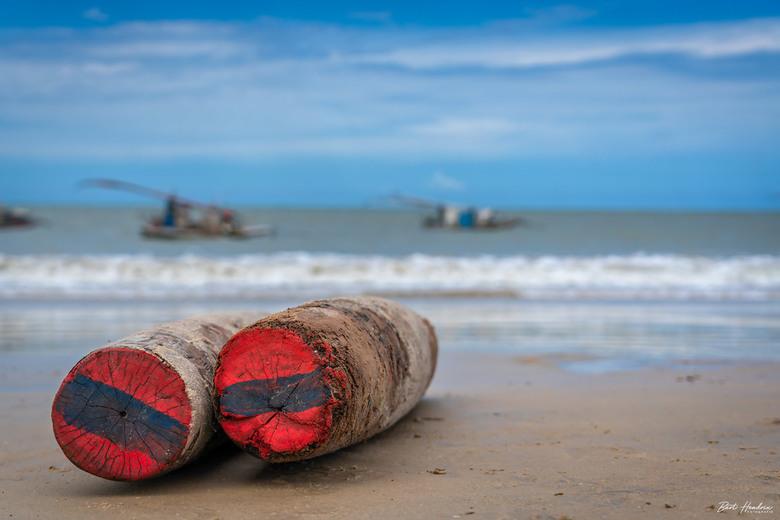 Fishermen - Vissers - Cumbuco | Brazilië