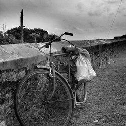 Vergeten fiets ??
