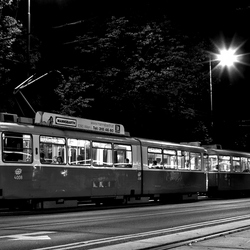 Tram in Wenen