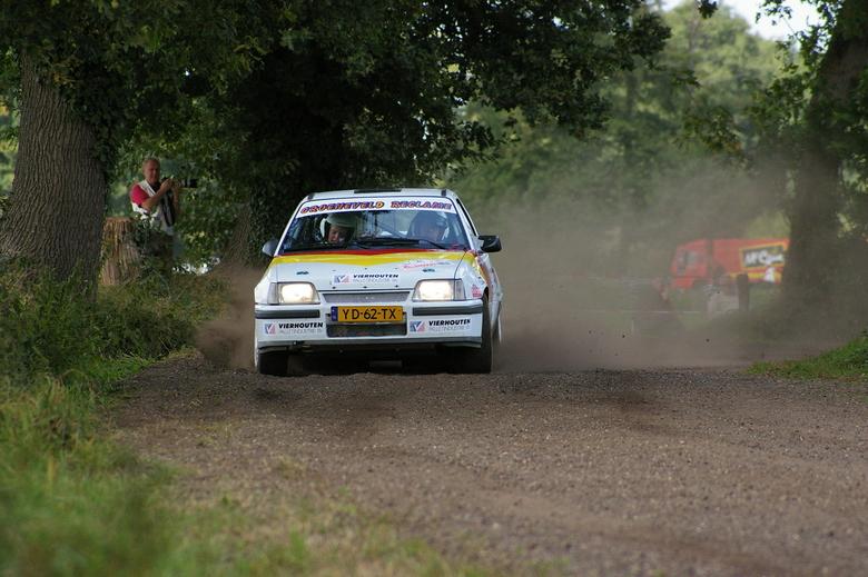 Opel kadett hellendoorn 2007 -