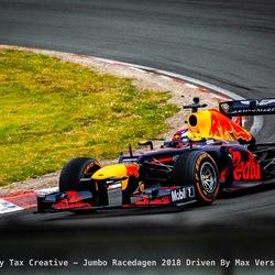 Max Verstappen Tarzanbocht - Circuit Zandvoort