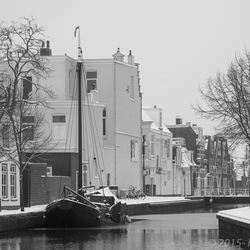 Winter in Meppel 2015