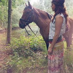 Paardenshoot Loes &Leo