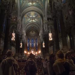 Basiliek Notre-Dame de Fourvière, Lyon