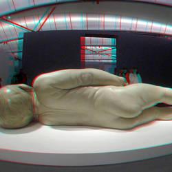 Hyperrealisme Kunsthal Rotterdam 3D