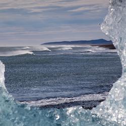 IJsland kust Jokulkarlon