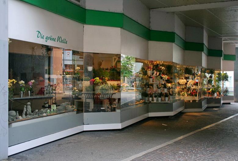 Zwarte woud Duitsland. - Onderdoorgang winkelgalerij Freiburg.<br /> <br /> 18 juni 2016.<br /> Groetjes Bob.