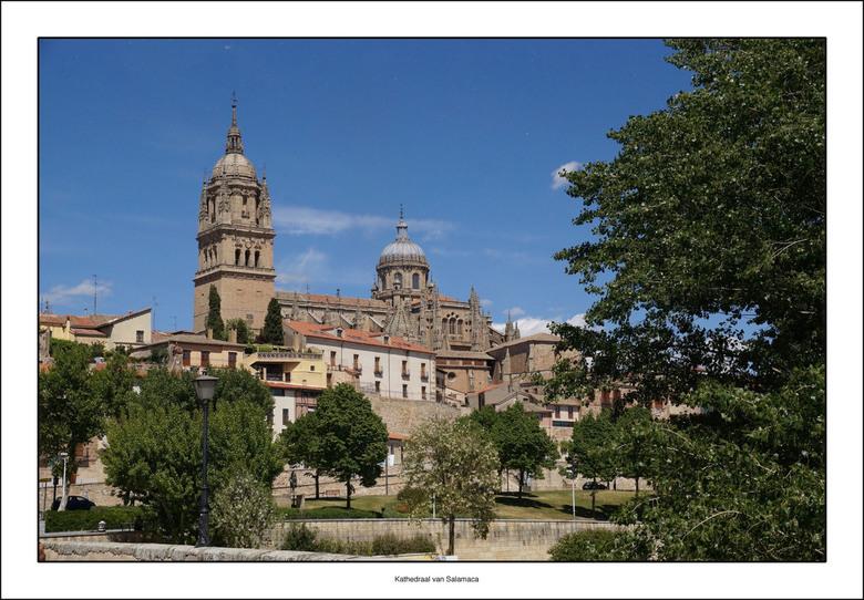 Kathedraal Salamanca