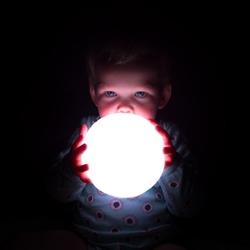 Spelen in het donker
