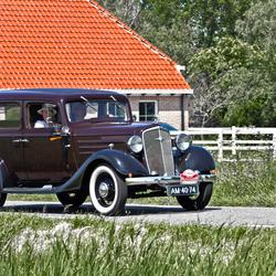 Chevrolet Master Sedan 1934 (5492)