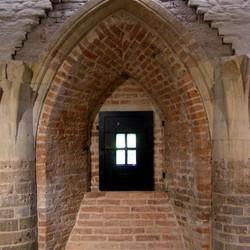 Onder in de Crypte