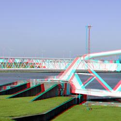 Maeslantkering Hoek van Holland 3D