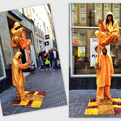 Street Acrobat