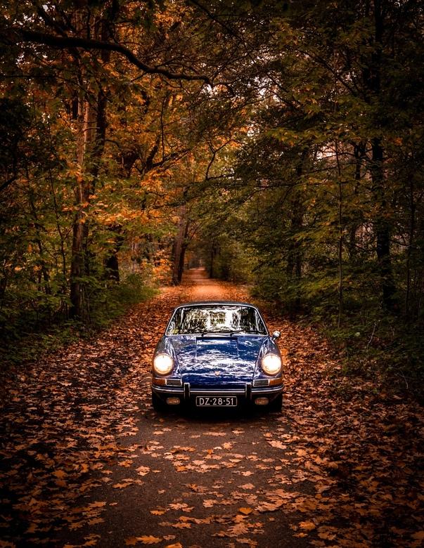 Herst met mijn 912 - Heerlijke herfst ritje met de Porsche