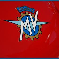 Tank MV Agusta