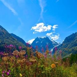 Prachtige berg