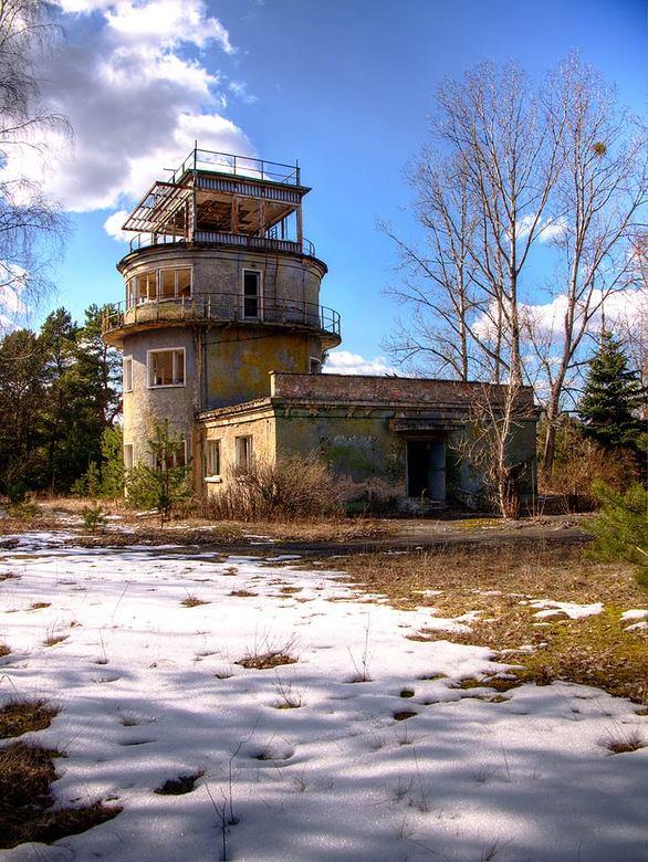 De Toren - De Toren van een Russische Vliegbasis in de voormalige DDR<br /> <br />