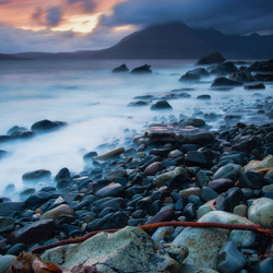 Sunset Elgol