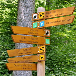 Nationalpark Bayerischer woud Duitsland