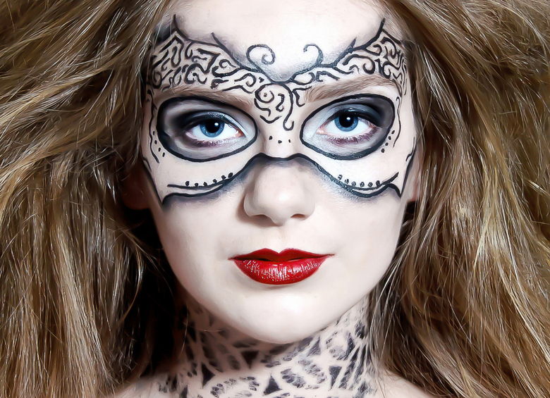 Mask...