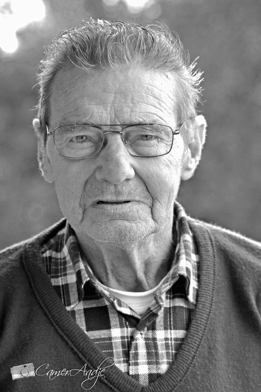 Mijn vader, 80 jaar