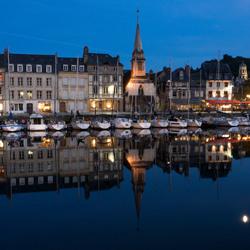Le Vieux Bassin in Honfleur