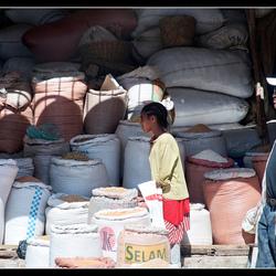 Addis Abeba - markt 2