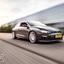 Raampjes open en genieten maar! Rigshot van de VW Scirocco R tijdens het gouden uurtje.