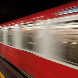 Snelle metro...