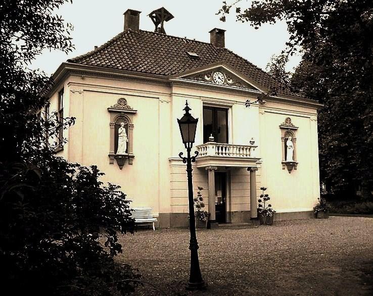 Villa - Villa in het bos van Epey.
