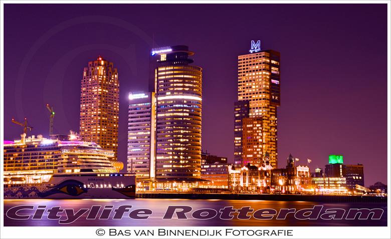 Citylife Rotterdam - Kop van Zuid, Port of Rotterdam - Citylife Rotterdam - Kop van Zuid, Port of Rotterdam