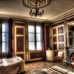 The old room