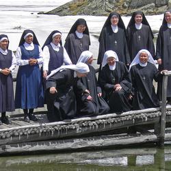 Nonnen Op Vakantie