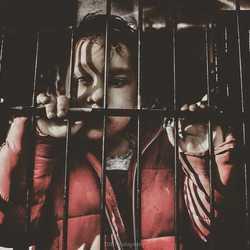 Gevangen in zijn eigen beperking